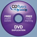 DVD Duplication (100 Units)