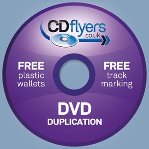 DVD Duplication (50 Units)